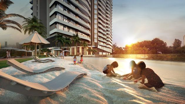 KL6010 - Beach