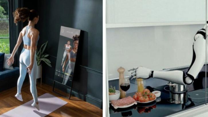 Teknologi kecerdasan buatan (AI) bikin rumah nyaman dan menyenangkan