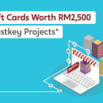 Gift Cards Worth Up to RM2,500 Up for Winning, by Discovering Developments on FastKey Projects