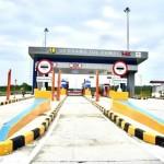 Jalan Tol Trans Sumatera 131 km Yang Memiliki Terowongan Gajah Diresmikan