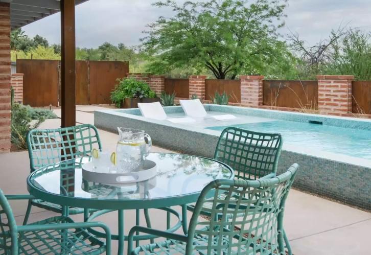 1. Tucson small yard design