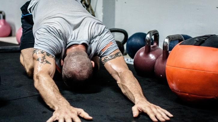 3. Rutin olahraga