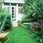 Ide dekorasi untuk halaman rumah sempit