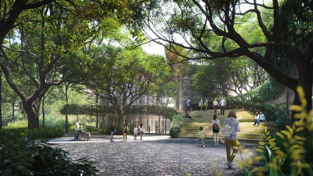 3-The Forestias-Entrance