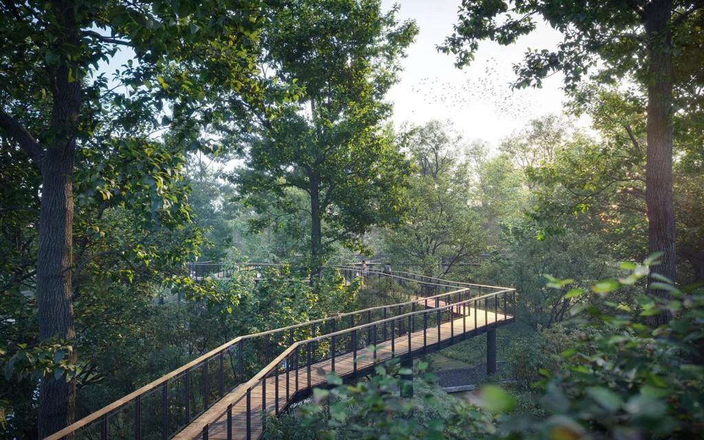 4-The Forestias-Skywalk