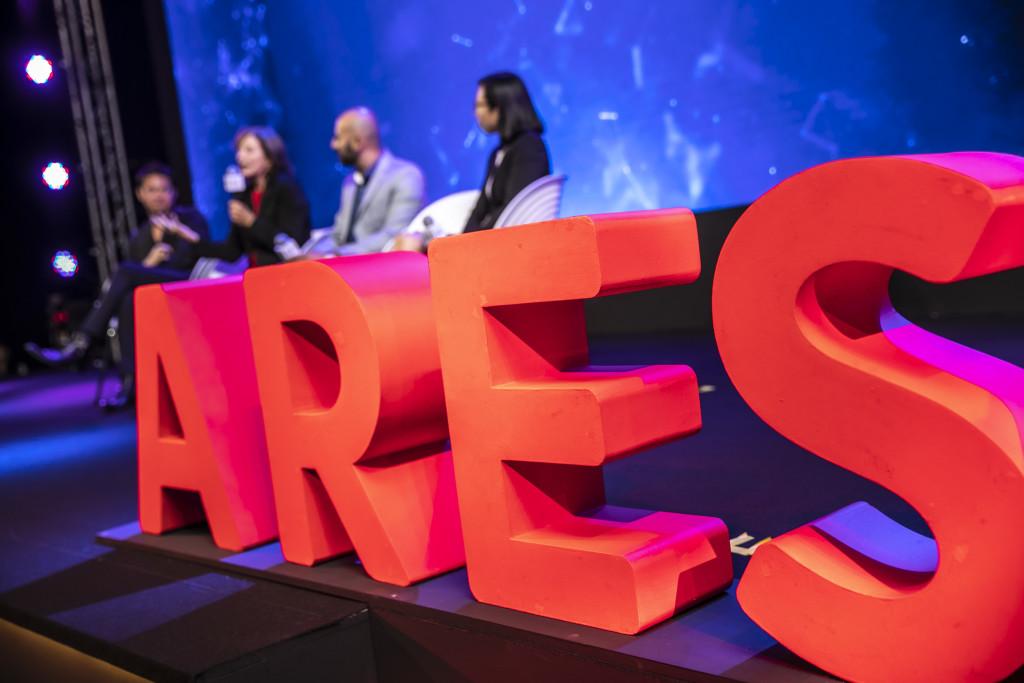 """งานสัมมนา ARES 2020 ภายใต้สโลแกน """"Spirit of Innovation"""""""
