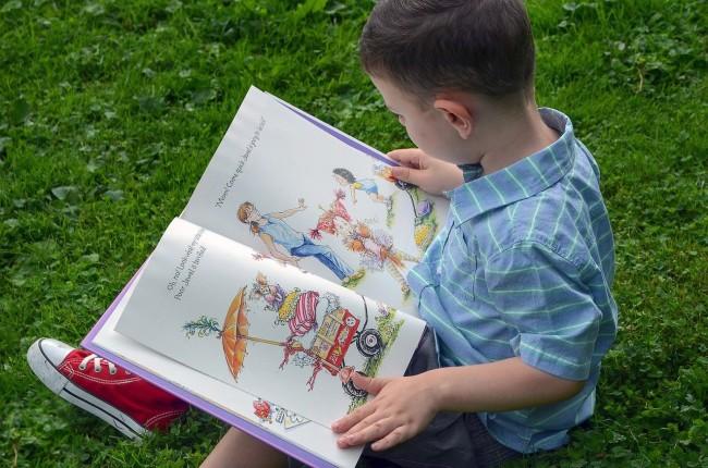 Menurut Penelitian Rumah yang Penuh Buku Bermanfaat Bagi Anak-Anak
