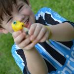 Permainan Bersama Anak Saat Cuaca Sedang Panas