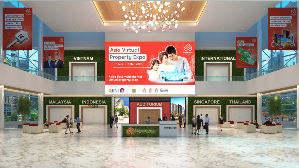PropertyGuru Asia Virtual Property Expo 2020