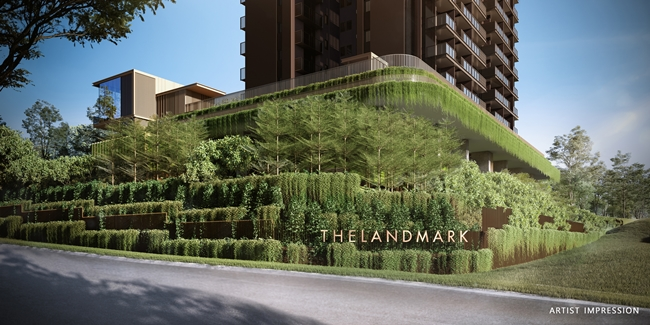 The Landmark Terraces