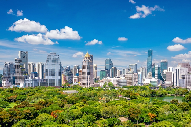 The Expansion of Asian Megacities
