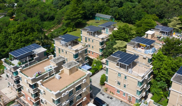 There is an appetite for more efficient cooling and solar panels to heat their homes