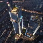 Gedung Setinggi 385 M Akan Menjulang Di Langit Jakarta