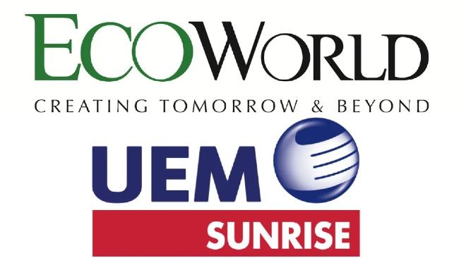 EcoWorld, UEM Sunrise Proposed Merger Aborted