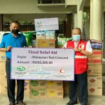 Boustead Properties Berhad Gives Aid To Johor Flood Victims