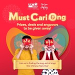 UEM Sunrise Launches #MustCariOng-themed Chinese New Year Campaign
