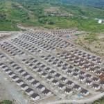 630 Hunian Di Kawasan Bencana Palu Mulai Dihuni