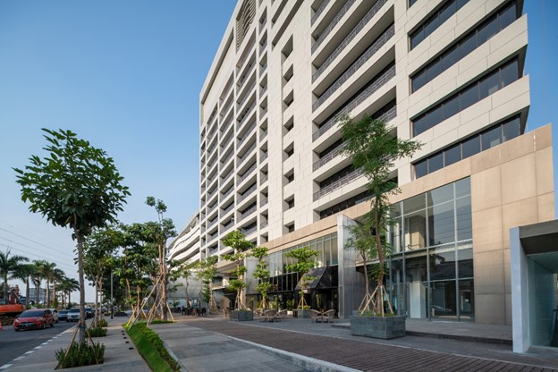 Sektor Perkantoran Surabaya Mulai Bangkit