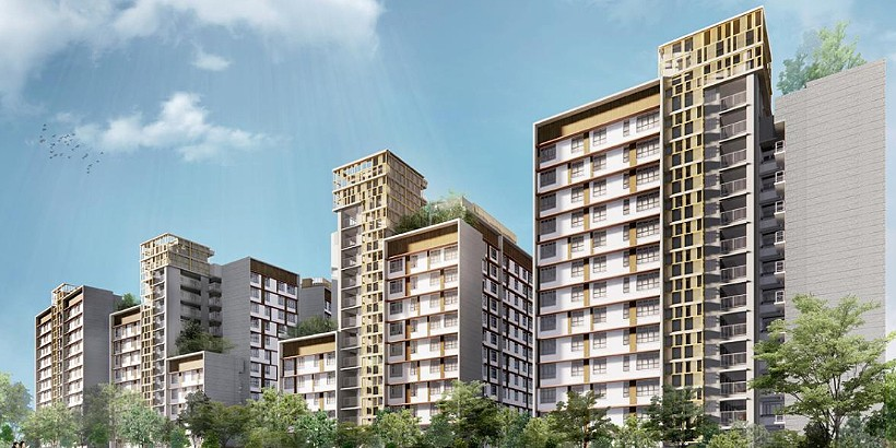 Are BTO flats still affordable for first-time home buyers?