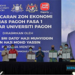 DRB-Hicom, Malakoff To Invest In Sime Darby Property's Pagoh Special Economic Zone
