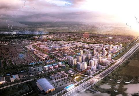 Pic : Kawasan Industri Jababeka