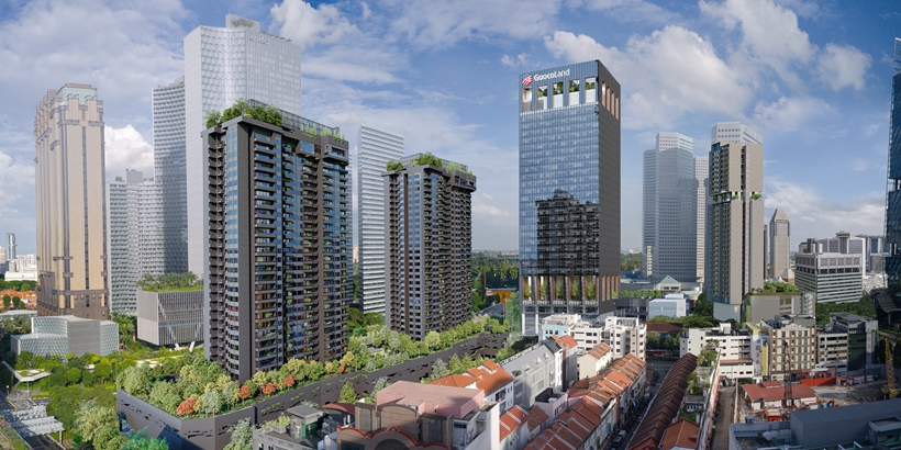 GuocoLand to launch Midtown Modern on 20 March
