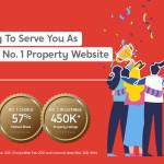 Continuing To Serve You As Malaysia's No.1 Property Website