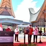 Presiden Jokowi Resmikan Dua Bandara Di Sulsel Dan NTT