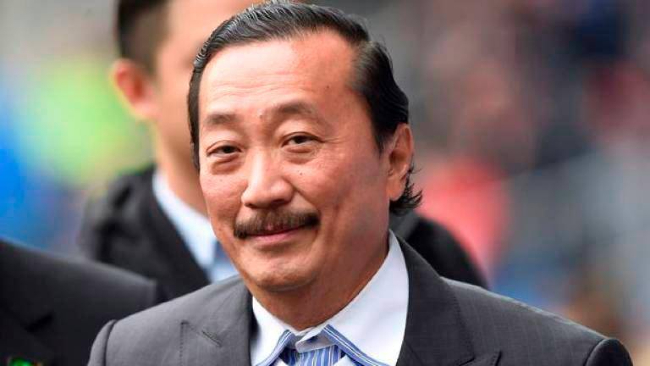 Property Tycoon Vincent Tan To Donate Half Of Wealth To Charity