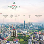 Sunway Velocity TWO – A True Gem For Integrated Living With 3 MRT And 2 LRT Stations