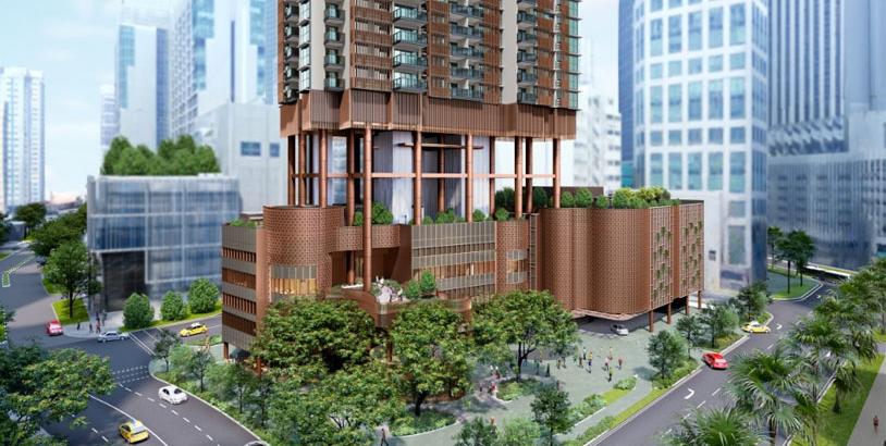 One Bernam sells over 80% of released units at launch