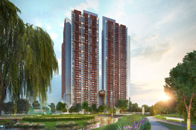 SkyWorld Presents SkySanctuary; A Green Township that Boasts Immersive Park Living, 5km from KLCC