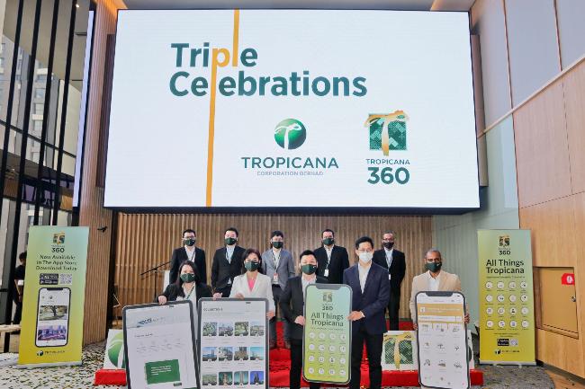 Tropicana Accelerates Its Digitalization Journey