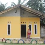 750 Unit Rumah Tidak Layak Huni Di Provinsi Riau Kini Sudah Lebih Baik