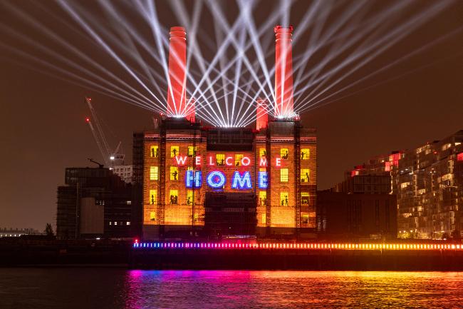Battersea Power Station Hails Major Milestone As Historic Landmark Welcomes First Residents