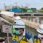 Tanjung Priok-Pademangan-Kemayoran Sebentar Lagi Bakal Bebas Banjir