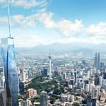 Merdeka 118 Tower Tops Out Despite Delays