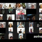 Pameran Arsitektur, Taman, Hingga Budaya Pun Diselenggarakan Virtual