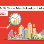Kapan Dan Di Mana Memfokuskan Listing Anda Di Bulan Juni 2021
