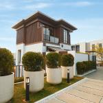 Rumah Hunian Bergaya Jepang di Tangerang New City