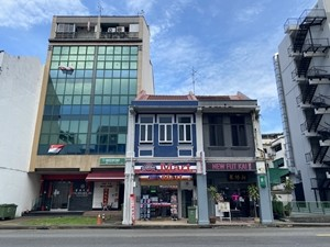 999-year non-conservation shophouse at Jalan Besar on sale for $5.9mil - Singapore Property - Market News