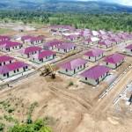 300 Unit Rumah Instan Sehat Dibangun Di Perbatasan Timor Leste
