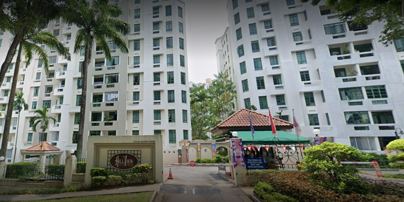 Savills Property Management's work pass privileges under review after