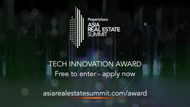 Calling All Start-Ups: Apply Now For PropertyGuru Asia Real Estate Summit's 2021 Tech Innovation Award