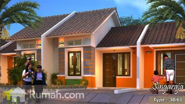 panorama bali residence tipe singaraja