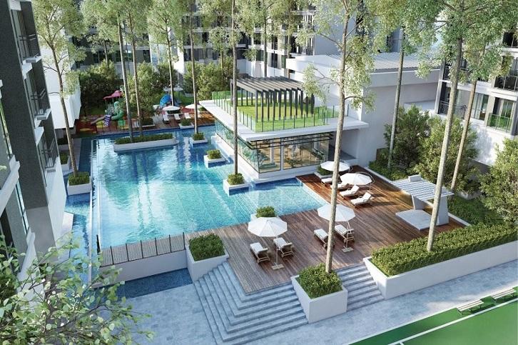Majestic Maxim, Cheras Swimming Pool