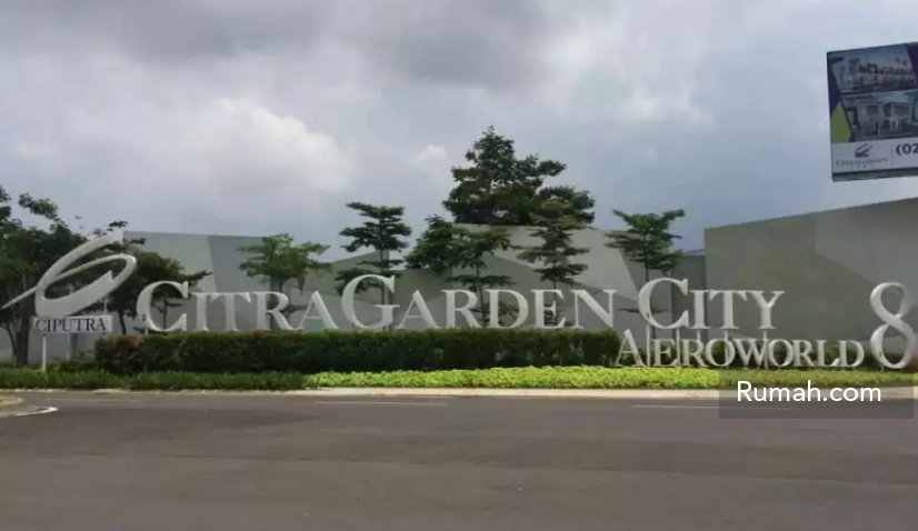Citragarden City Aeroworld8 Jakarta Barat Rumah Com