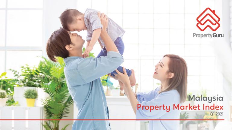 PropertyGuru Malaysia Property Market Index Q1 2021