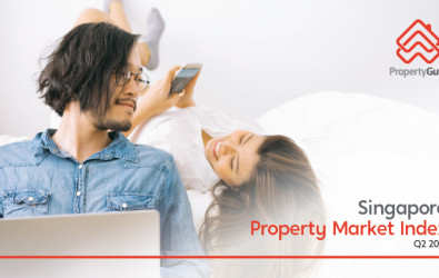 Singapore Property Market Index Q2 2021