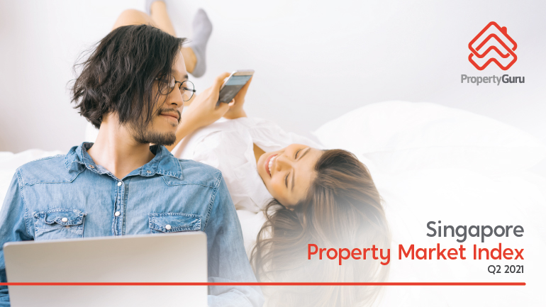 Read Online: Singapore Property Market Index Q2 2021